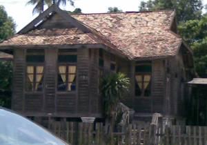 An house house near Chukai, Kemaman