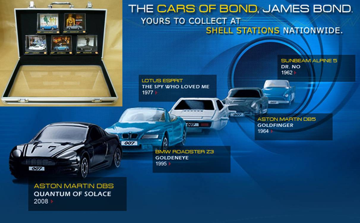 James Bond S Car Collection Ahmad Ali Karim S Weblog