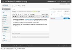 wordpress27-addnewpost