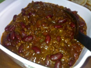 Tasty Chili Con Carne