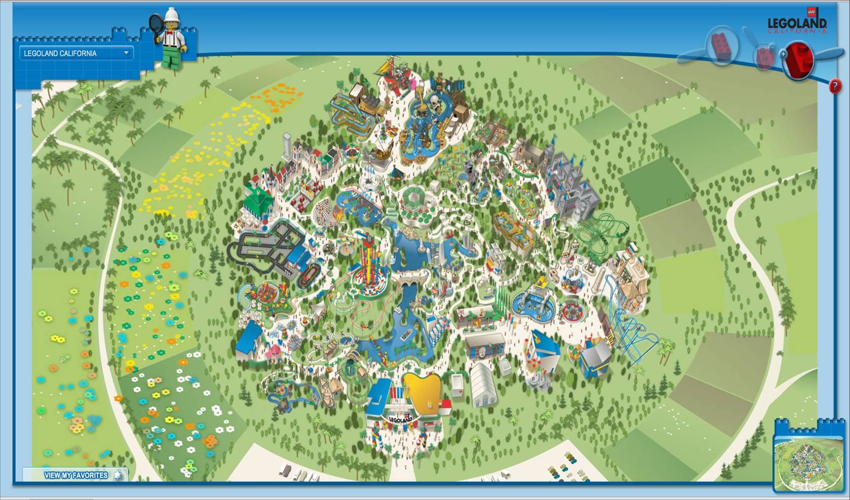Legoland California Review