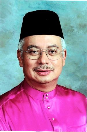 Datuk Seri Najib bin Tun Razak