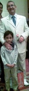 Ali and Bro. Idris Tawfiq