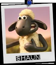 Shaun The Sheep (3/6)