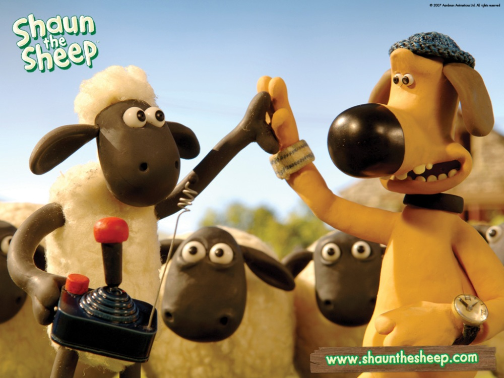 Shaun The Sheep (2/6)