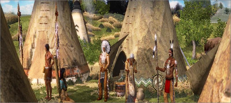 Age Of Empires 3 | Ahmad Ali Karim's Weblog