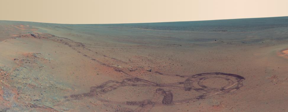 NASA's Latest Amazing Photos Of Mars (4/6)