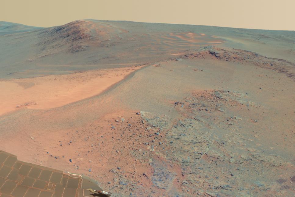 NASA's Latest Amazing Photos Of Mars (5/6)