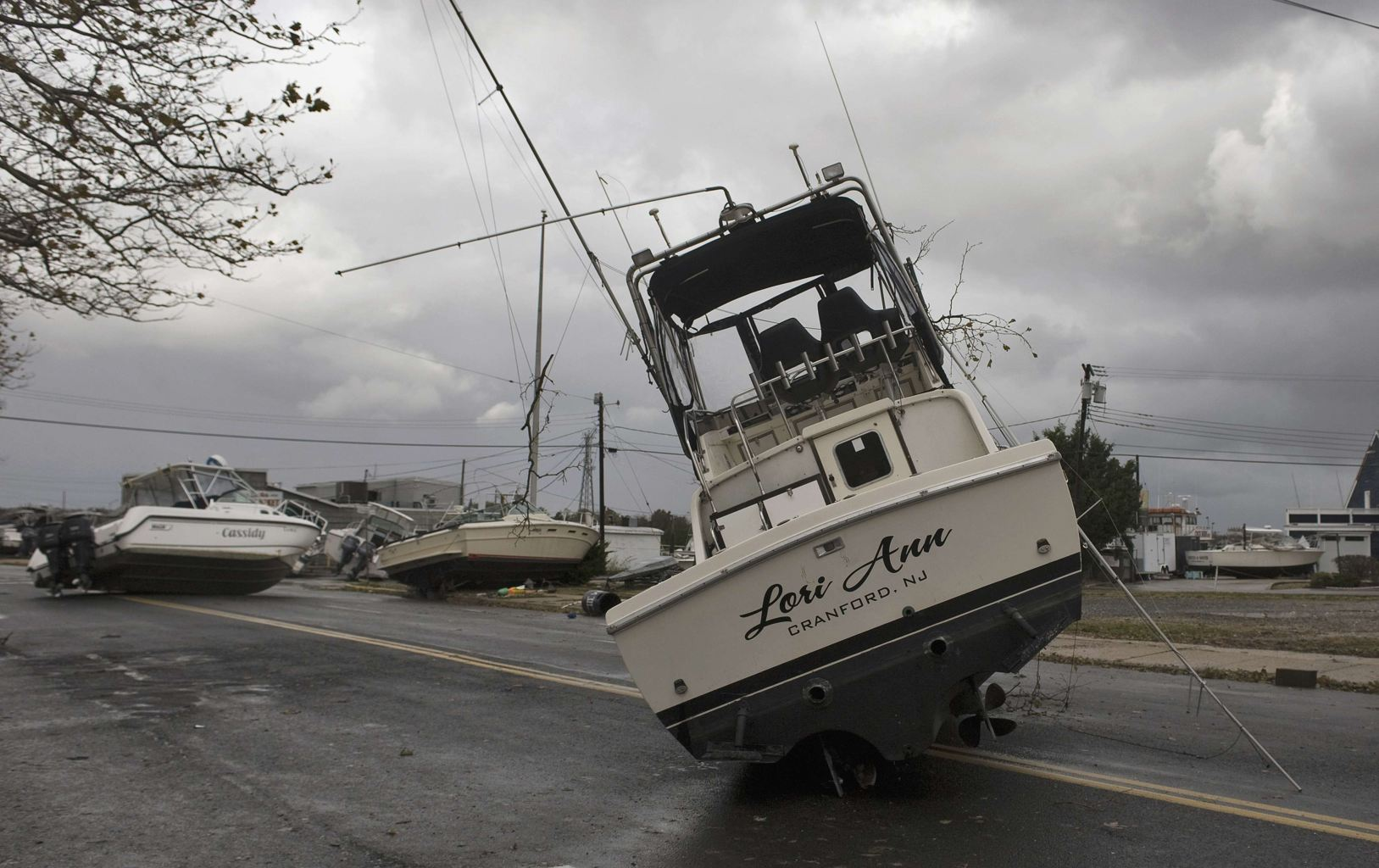 superstorm sandy Superstorm sandy devastated coastal areas of new jersey and new york, causing billions of dollars in damage, and killed dozens of people in.