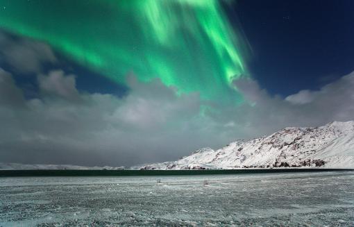Lake Kleifarvatn, ,Gullbringusysla, IS. (Photo by Kiddi Kristjans on Flickr.)