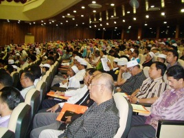 Another view of the participants attending the seminar.
