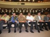 From left is Senator Ezam Mohd Nor, Dato' Paduka Haji Badruddin bin Amiruldin (Deputy Permanent Chairman of UMNO), Pak Cik Dato' Dr. Sidek Baba, Dr. Marzuki Mohamad (Special Assistant to the Deputy Prime Minister), Datuk Mohamad Shukri Mohamad (Mufti of Kelantan) and Datuk Dr. Abdul Monir bin Yaacob.