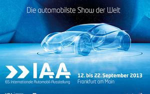 Internationale Automobil-Ausstellung