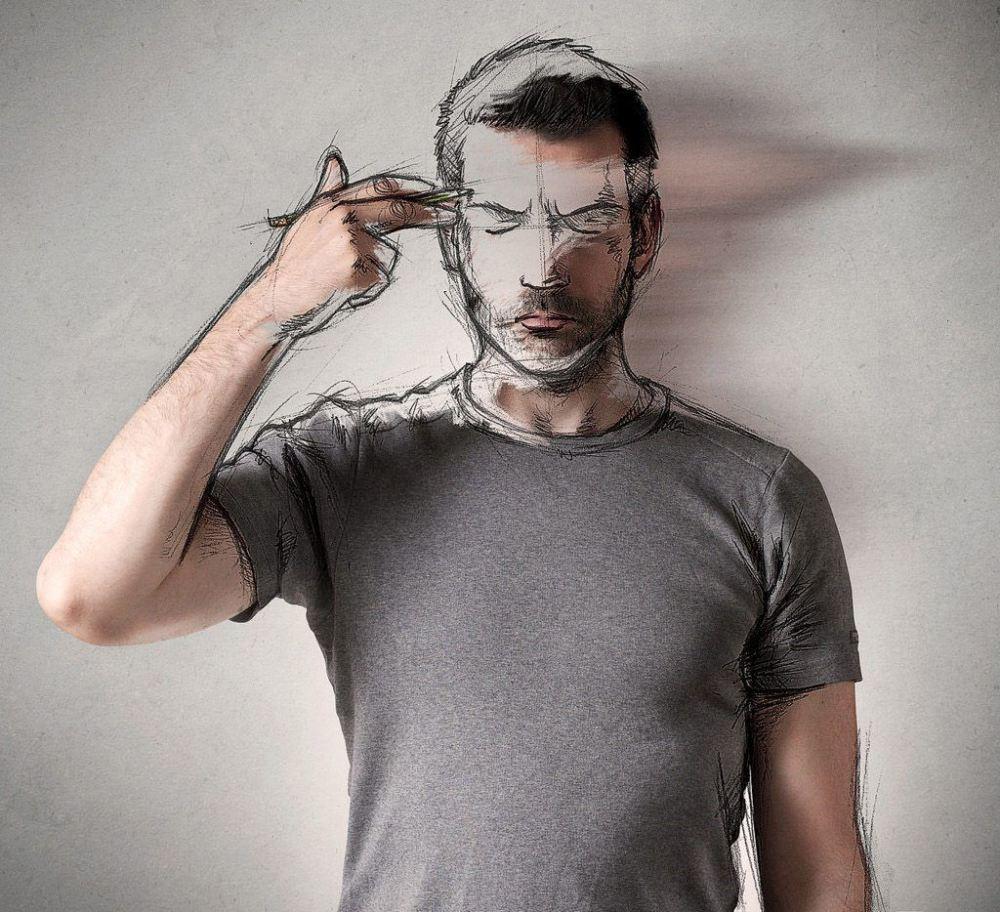 Creative Part-Photo And Art-Sketch By Sebastien De Grosso (3/6)