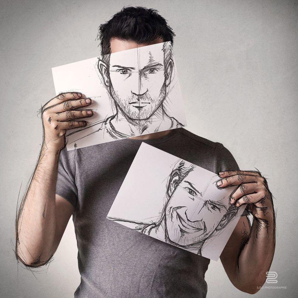Creative Part-Photo And Art-Sketch By Sebastien De Grosso (4/6)