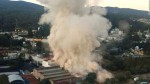 MEXICO Ciudad De MÉXico, Jan. 29, 2015  Smoke rises from the site where a tanker truck that was supplying gas in front of a hospital exploded, in Mexico City, capital of Mexico, on Jan. 29, 2015. Seven people were killed, including four babies, and at least 54 others injured Thursday morning in a powerful gas tank truck explosion outside a maternity and children's hospital in Mexico City, local government said. (Credit Image: ? Notimex/Xinhua/ZUMA Wire)
