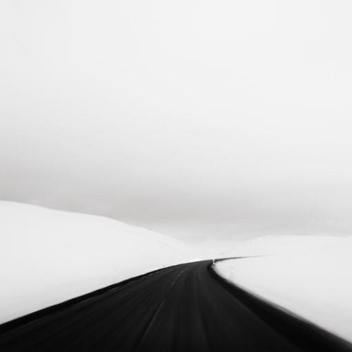 White sheet in Iceland. (Andy Lee/Caters News)