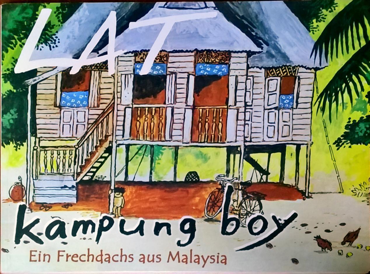 """""""Kampung Boy"""" or """"Ein Frechsdachs Aus Malaysia"""" by Lat."""
