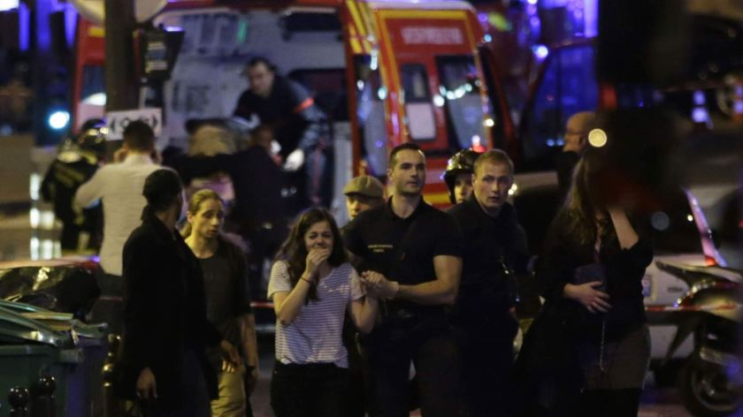 Paris Concert Hall Attackers 'Killed' In Raid.