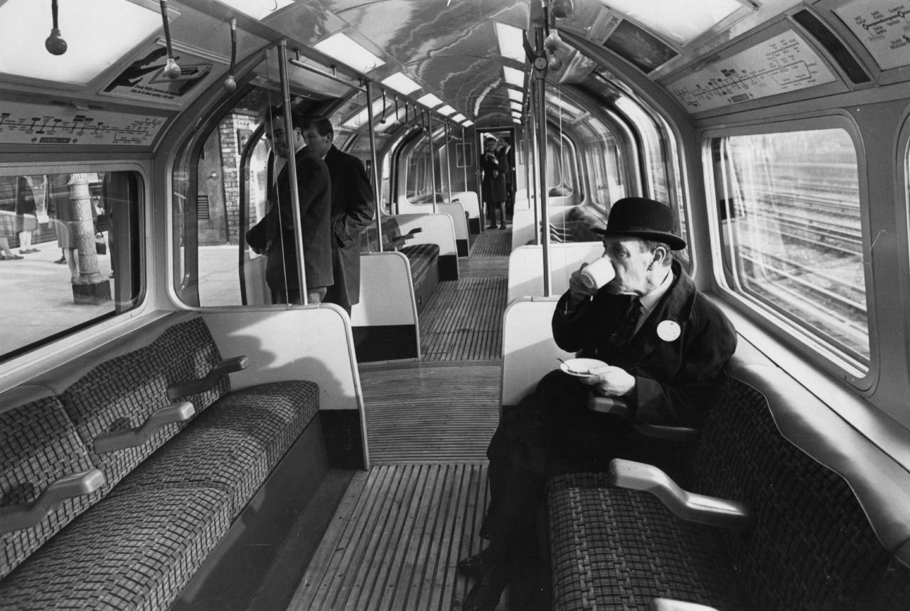 Photos Of London S Tube In 1950s And 1960s Ahmad Ali