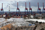 The British firm chosen to export the rubbish to Russia for disposal, Chinook Urban Mining, failed to obtain documents proving Russia had agreed to accept the waste, annulling the deal, government agency the Council for Reconstruction and Development (CDR) said.