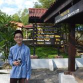 Taman Negara Tanjung Piai, Pontian, Johor, March 11, 2016.