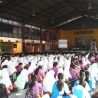 The students of SMK TSMR during the session.