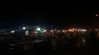 Pasar Malam Dungun, Oct. 24, 2017.