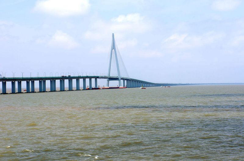 1. Danyang–Kunshan Grand Bridge