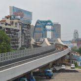 10. Line 1 (Wuhan Metro) bridge