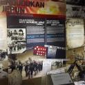 Sebahagian pameran tentang pendudukan Jepun.