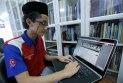 AHMAD Ali Karim, 15 menulis blog politik dan perlembagaan sejak berumur 5 tahun. - Foto Rosela Ismail