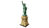 Statue of Liberty - Part of the Architect series, this set is a detailed replica of the icon of New York, beautifully capturing the robe of the statue which represents Libertas, a Roman liberty goddess.
