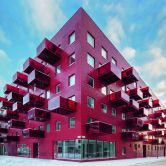 The Muddus Block, Wingårdhs Architectural Office