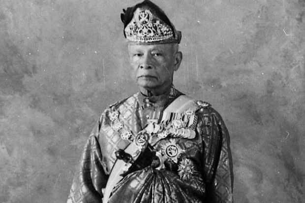 Sultan Ahmad Shah telahmangkat