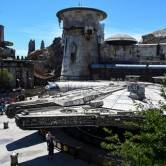 Disneyland's highly anticipated new Star Wars: Galaxy's Edge land opens May 31. The Millennium Falcon: Smugglers Run is the centerpiece ride of the new land in Anaheim, California, at least until the formidable Rise of the Resistance opens later this year. Robert Hanashiro, USA TODAY