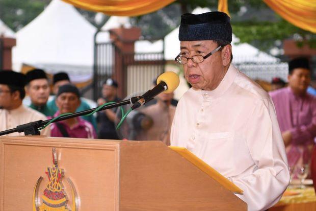 Titah Sultan Selangor yang patut kitaamati