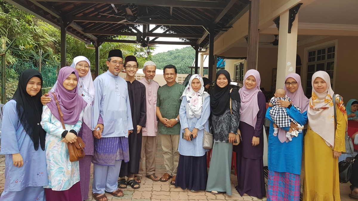 Seronok ke Majlis Rumah Terbuka Dr. YusriMohamad