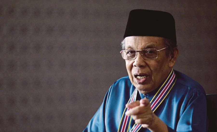 Satu Penghargaan Apabila Tun Hamid Menyebut NamaSaya