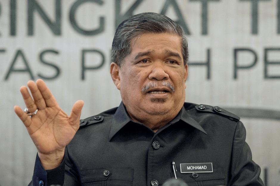 Ini Komen Menteri Pertahanan Mohamad Sabu Tentang Abu ChinPeng