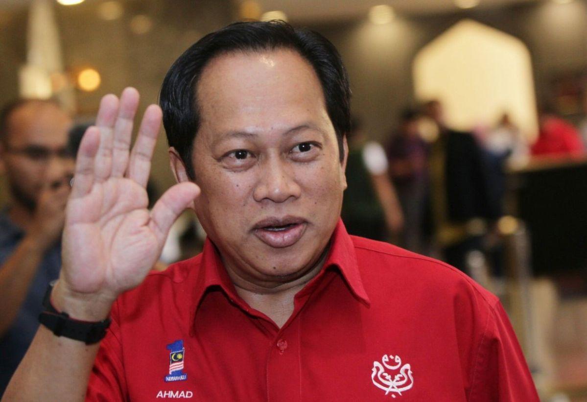 Ahmad Maslan Dilantik Setiausaha AgungUMNO