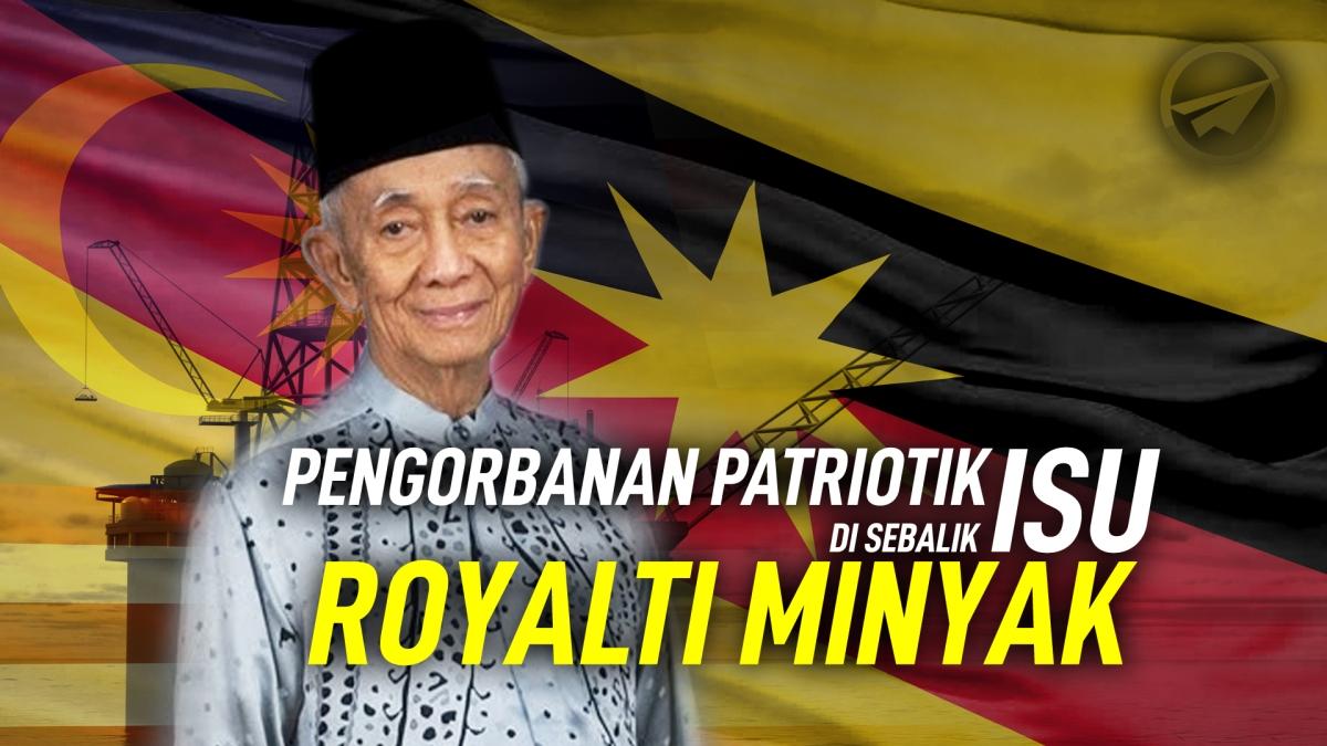 Royalti Minyak Sarawak: Ambil Iktibar Sikap Persekutuan Tun Rahman Ya'kub(Video)