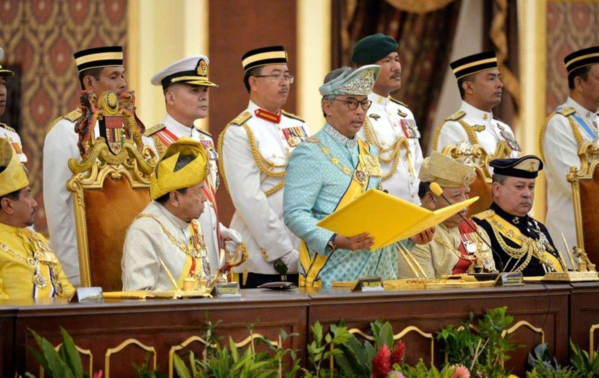 Istana Bidas Berita Palsu Guna Nama Agong Bagi Kepentingan Politik,Peribadi