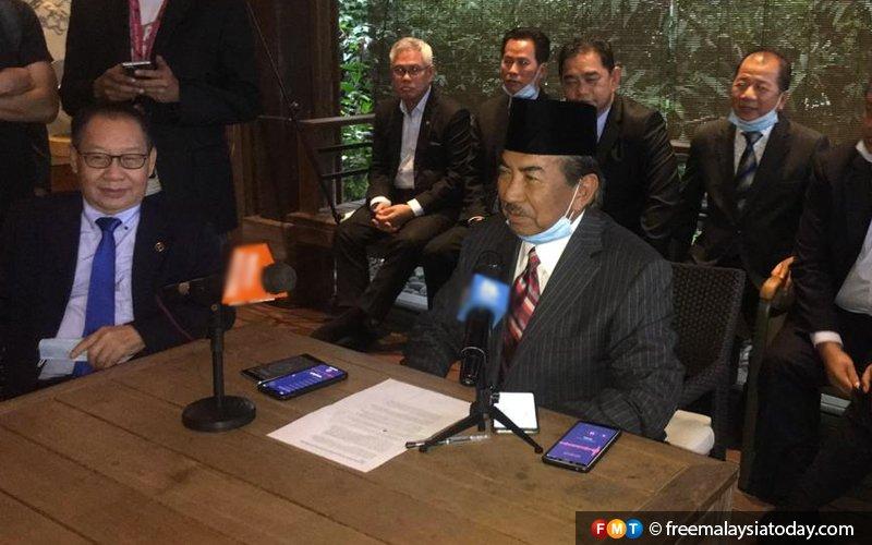 GEMPAR – Kerajaan Sabah DahTumpas?