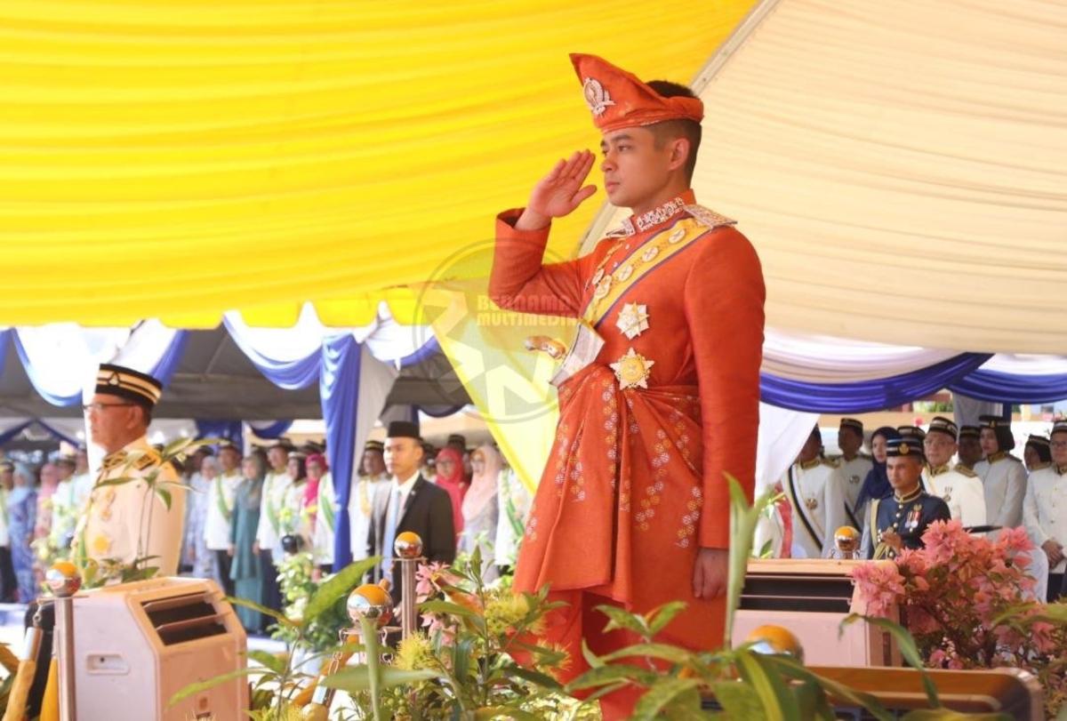 Tengku Hassanal: Kekalkan Kuasa Pemerintahan BersamaAgong