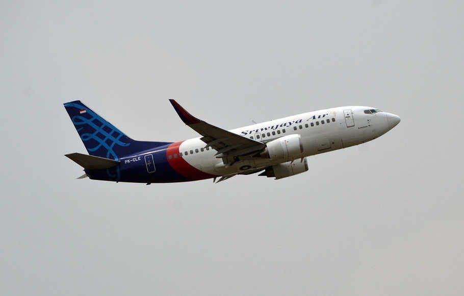 Pesawat Sriwijaya Air Jakarta-Pontianak Terhempas di LautJawa