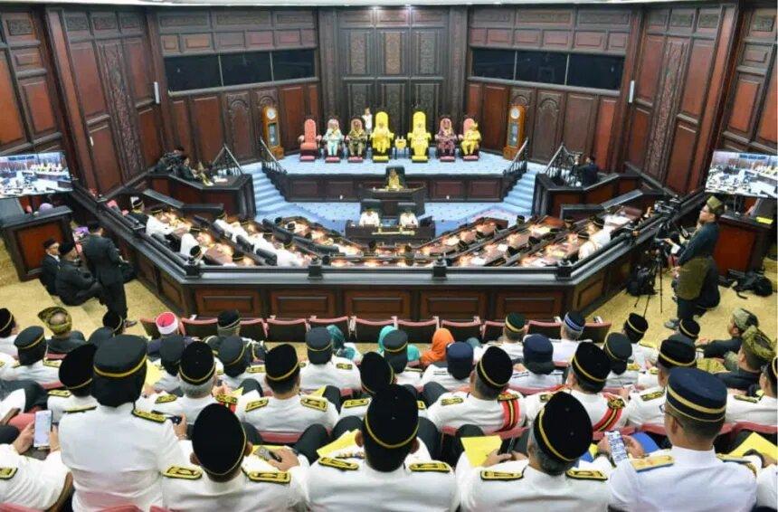 Negeri Sembilan Mohon Perkenan Agong Adakan SidangDUN