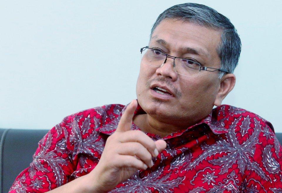 Shamsul Anuar Nasarah Letak Jawatan MenteriKabinet