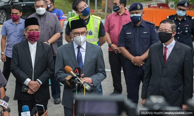 "PH Takkan ""Mempersulit"" Undi Percaya Jika PM Pro-rakyat –Anwar"